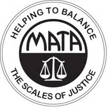MATA - helping to balance the scales of justice.
