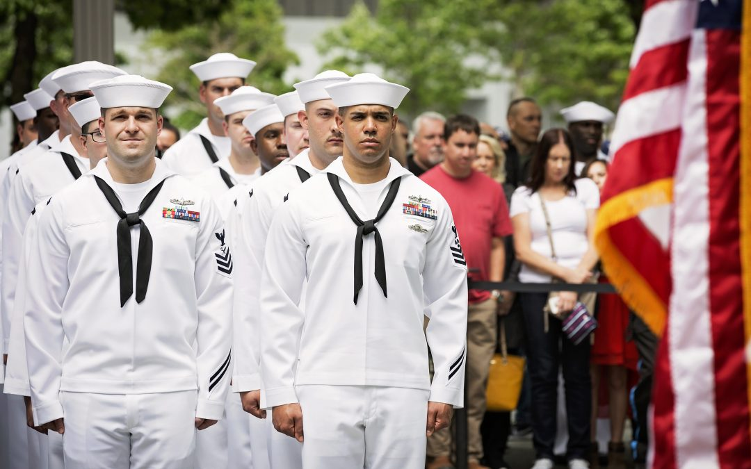 Caring for Veterans and Their Health on the Navy's 246th Birthday